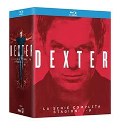 Bild zu Amazon.it: Dexter – die komplette Serie [Blu-ray] für 33,65€ (Vergleich: 59,59€)