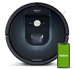 Bild zu Amazon.fr: iRobot Roomba 981 Saugroboter für 386,33€ (Vergleich: 487,89€)