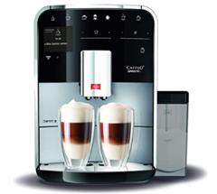 Bild zu Amazon.fr: Melitta Caffeo Barista T Smart F830-101 Kaffeevollautomat mit Milchbehälter für 539,20€ (Vergleich: 659,75€)