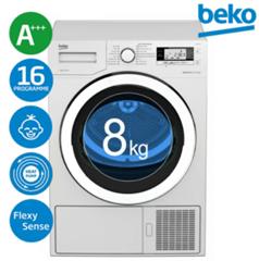 Bild zu 8 kg Wärmepumpentrockner Beko DE8535RX0 (A+++) für 399,90€ (Vergleich: 493,95€)