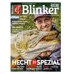 """Bild zu 12 Ausgaben der Zeitschrift """"Blinker"""" für 74,40€ + 65€ Amazon.de Gutschein als Prämie"""