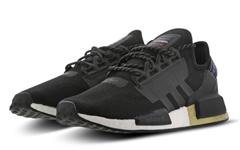 Bild zu adidas NMD R1 V2 Herren Sneaker Black-Gold für 79,99€