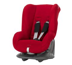 Bild zu Britax Römer Kindersitz Eclipse Flame Red für 89,99€ (VG: 120,99€)