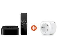 Bild zu Apple TV 4K 32GB inkl. Eve Energy – smarte Steckdose für 184,90€ (Vergleich: 212,93€)