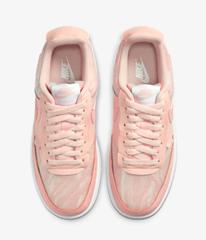Bild zu Nike Court Vision Low Premium Damen Sneaker Washed Coral für 36,38€ (Vergleich: 76€)