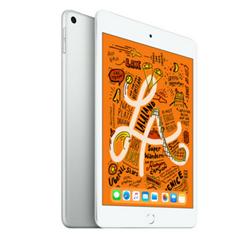 Bild zu APPLE iPad mini (2019) WiFi, Tablet, 64 GB, 7.9 Zoll, iOS 12, Silber für 367,47€