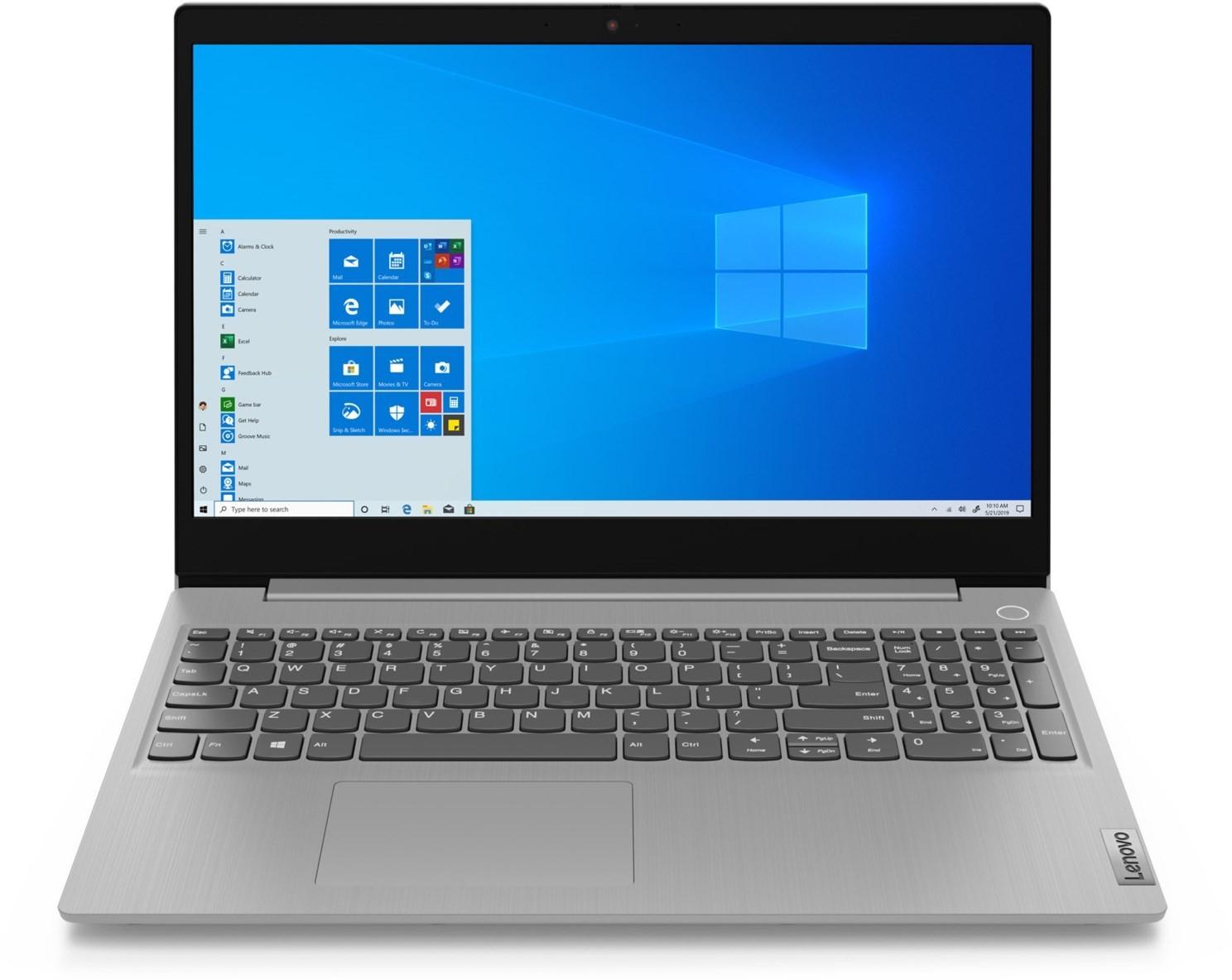 Bild zu 15,6 Zoll Notebook Lenovo IdeaPad 3 (Core i5 Prozessor, 8 GB RAM, 512 GB SSD, Intel UHD Grafik) für 466,93€ (Vergleich: 543€)
