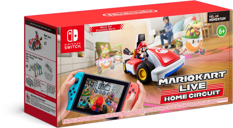 Bild zu Mario Kart Live Home Circiut Mario [Nintendo Switch] für 91,80€ (Vergleich: 104,37€)