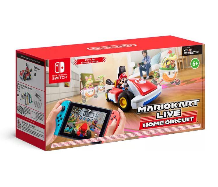 Bild zu Mario Kart Live: Home Circiut – Mario oder Luigi Edition – [Nintendo Switch] für je 81,04€