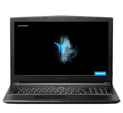 Bild zu MEDION ERAZER P6705 Notebook (i5-8300H, Win 10 Home, 15,6″ FHD, GTX 1050 Ti, 256 GB SSD, 1 TB HDD, 16 GB RAM, Backlit Keyboard) für 632,94€ (VG: 800€)