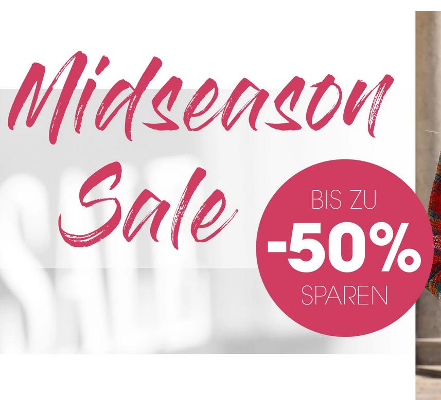 Bild zu MiaModa: MidSeason Sale mit bis zu 50% Rabatt