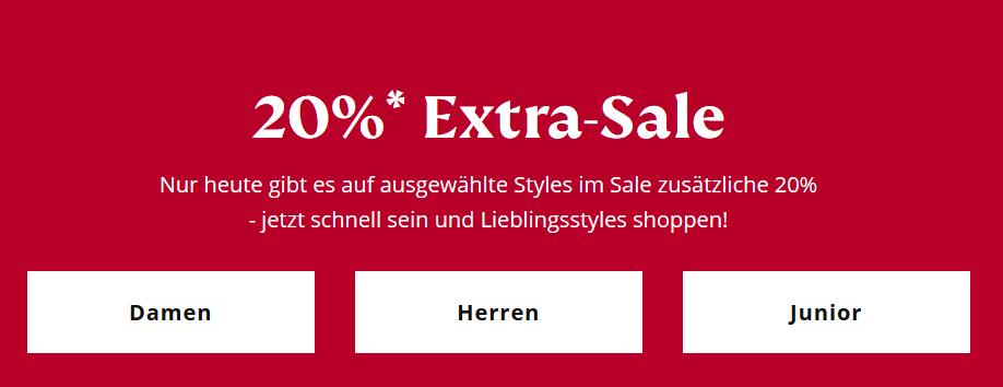 Bild zu s.Oliver: 20% Extra-Rabatt auf aufgewählte Artikel im Sale