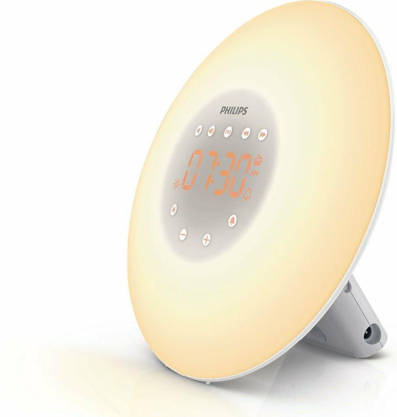 Bild zu PHILIPS Wake Up Light HF3508/01 Lichtwecker für 49,99€ (VG: 76,33€)