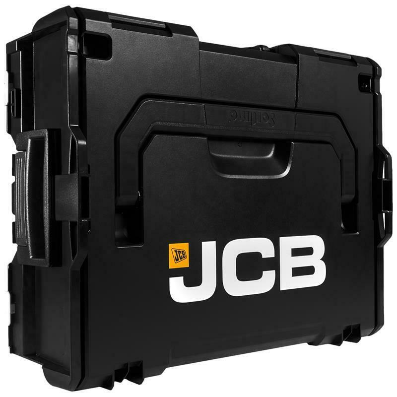 Bild zu JCB Sortimo Systemkoffer LB136 für 19,90€ (Vergleich: 29,90€)