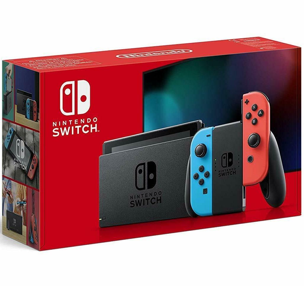 Bild zu [wieder da] Nintendo Switch Konsole für 281,70€ (Vergleich: 319€)