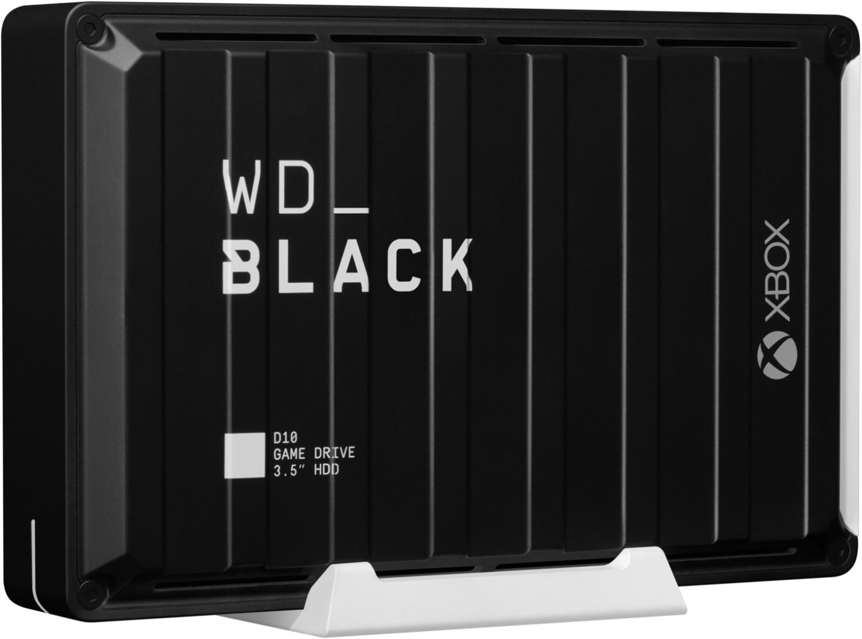 Bild zu 12 TB Western Digital Black D10 Game Drive für XBox One für 196,21€ (Vergleich: 229,99€)