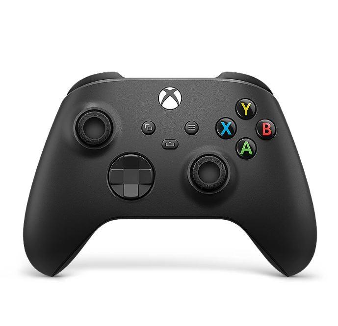 Bild zu VOBESTELLEN: Microsoft Xbox Wireless Controller Carbon Black (2020) für nur 47,99€ (VG: 59,99€)