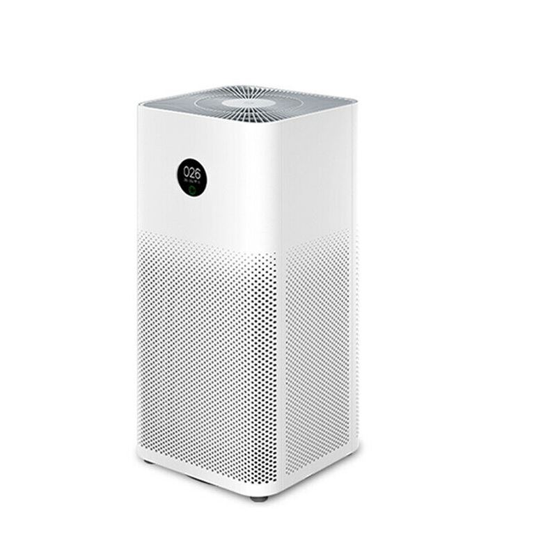 Bild zu Xiaomi Mi Luftreiniger 3H Luftreinigung (Smart OLED, APP, 400 m³/h, CADR, EU Version) für 106,58€ (VG: 124,98€)