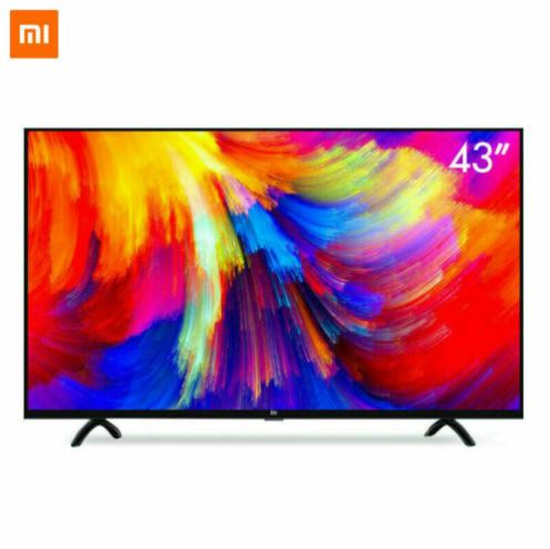 Bild zu Xiaomi Mi Smart TV 43 Zoll UHD LED Fernseher (Triple Tuner 4K Android 9.0 WLAN) für 278,99€ (VG: 349€)