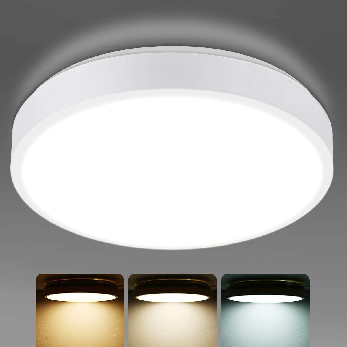 Bild zu KINGSO 15 Watt LED-Deckenleuchte für 11,99€