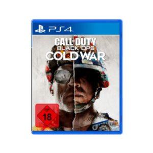 COD Black Ops cold war PS4