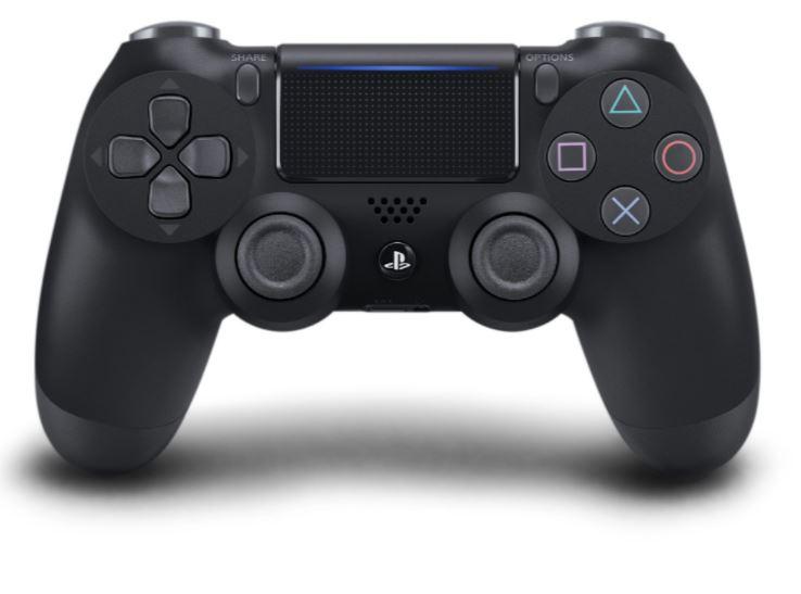 Bild zu SONY PlayStation 4 Dualshock Controller Jet Black für 42,95€ (VG: 53,79€)