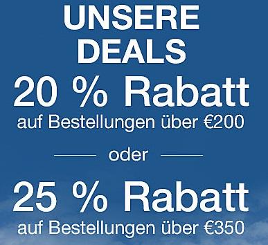Bild zu The North Face: Bis zu 25% Rabatt auf eure Bestellung (Abhängig vom Bestellwert)
