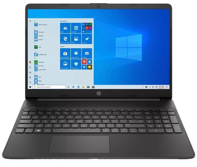 Bild zu [ausverkauft] HP 15s-fq0316ng Notebook mit 15,6 Zoll Display, Celeron N Prozessor, 8 GB RAM, 256 GB SSD, Intel® UHD Graphics 600, Win10 Home für 199,83€ (VG: 349€)