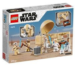Bild zu LEGO 75270 Star Wars Obi-Wans Hütte für 19,99€ (Vergleich: 26,46€)