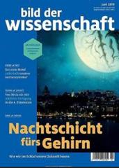"""Bild zu 12 Monate die Zeitschrift """"Bild der Wissenschaft"""" für 116,66€ + bis zu 115€ Prämie"""