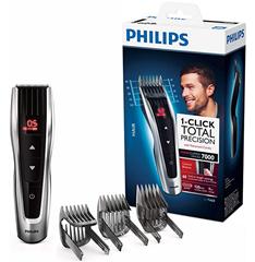 Bild zu Philips HC7460/15 Haarschneidemaschine Series 7000 mit 60 Längeneinstellungen und motorisierten Kämmen für 36,37€ (VG: 52,90€)