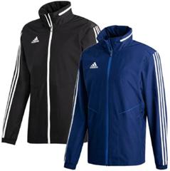 Bild zu adidas Allwetterjacke Tiro 19 im 2er Pack (Gr. S – XL, in schwarz und blau erhältlich) für 44,95€ (Vergleich: 64,78€)