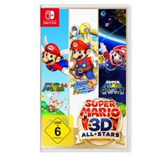Bild zu Super Mario 3D All-Stars (Nintendo Switch) für 42,10€ (Vergleich: 46,99€)