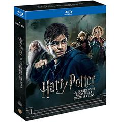 Bild zu Harry Potter Collection (Standard Edition) (8 Blu-Ray) für 22,71€