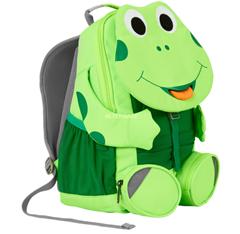 Bild zu Affenzahn Großes Rucksäckchen Neon Frosch für 32,99€ (Vergleich: 38,90€)