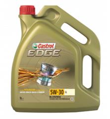 Bild zu Castrol Motoröl Edge Titanium 5W-30 LL (5 l) für 33€ (Vergleich: 38,50€)