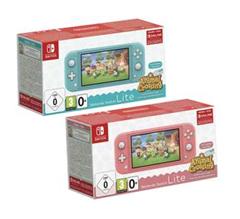 Bild zu NINTENDO Switch Lite inkl. Animal Crossing und 3 Monate Switch Online Mitgliedschaft ab 189,83€ (Vergleich: 254,95€)