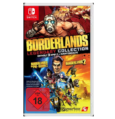 Bild zu Borderlands Legendary Collection – [Nintendo Switch] für 24,98€ (Vergleich: 29,85€)