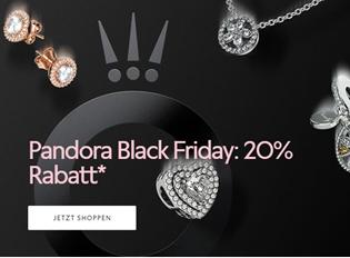 Bild zu Pandora: 20% Rabatt auf ausgewählte Artikel (auch auf die Harry Potter Kollektion)