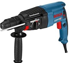 Bild zu Bosch Professional Bohrhammer GBH 2-26 F (830 Watt, Wechselfutter SDS-plus, Schlagenergie: 2,7 J, im Koffer) für 138,87€ (VG: 159,89€)