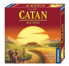 Bild zu Catan – Das Spiel für 18,03€ (Vergleich: 23,48€) – ThaliaClub