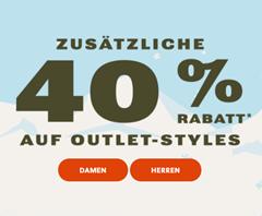 Bild zu [endspurt] Fossil: verschiedene Rabatt Aktion, wie z.B. 40% Extra Rabatt auf Outlet Styles