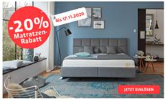 Bild zu Schlafwelt: 20% Rabatt auf alle Matratzen