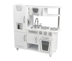 Bild zu Kidkraft Retro-Küche in Weiß für 109,99€ (VG: 165,71€)