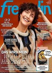"""Bild zu Jahresabo (26 Ausgaben) Zeitschrift """"Freundin"""" für 81,40€ bei Bankeinzug + bis zu 85€ Prämie"""
