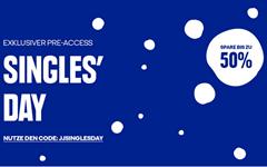 Bild zu Jack & Jones: Singles Day mit bis zu 50% Rabatt