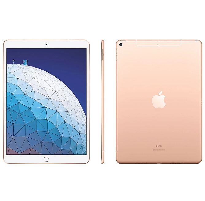 ipad air 2019 rose