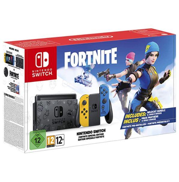 Bild zu Nintendo Switch Fortnite Special Edition 289,44€ (VG: 319,73€)