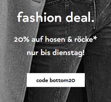Bild zu Orsay: 20% Rabatt auf Hosen und Röcke