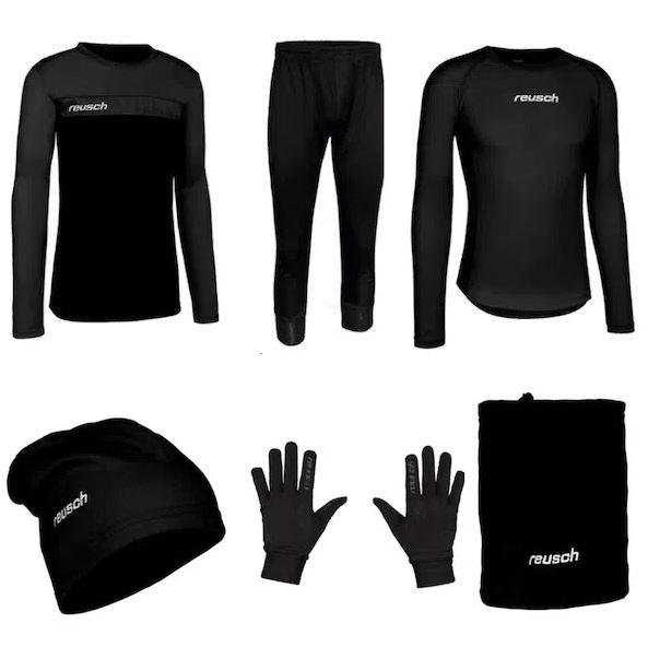 Bild zu Reusch Winterset 6-teilig (Sweater, Hose, Funktionsshirt uvm.) für 49,95€ (VG: 124€)